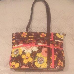 Vera Bradley Buttercup Tote handbag